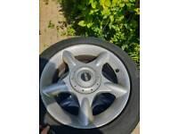 """Mini alloys and tyres 16"""""""
