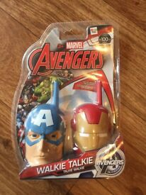 VE Glasses/Walkie Talkie/Darthvader