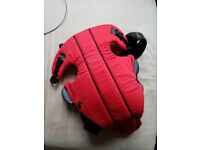 baby bjorn carrier original (red)