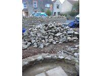 White lias stone
