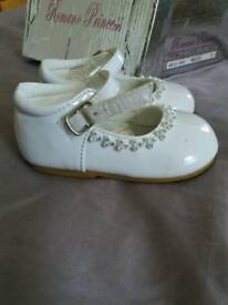 Romano Princess baby shoes