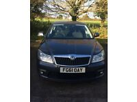 SKODA OCTAVIA 1.6 TDI AUTOMATIC, A FEW MILES, LITTLE CONSUMPTION, GOOD CONDITION
