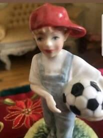 Royal Doulton pride and joy figurine