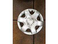 Skoda wheel trim