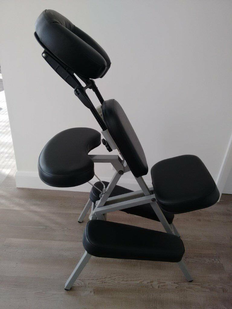 portable massage therapy chair | in ferring, west sussex | gumtree