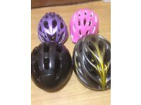 4 Different Variety of Bicycle Helmets