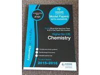 Higher Chemistry for CfE Hodder Gibson Model Papers SQA 2015-2016