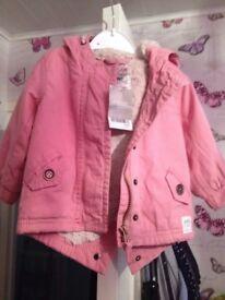 Next baby's winter coat
