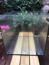 Aqua one 60 litre aquarium fish tank