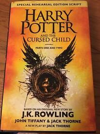 Hardback Harry Potter and the Cursed Child