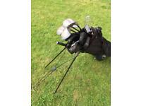 King Cobra II Golf Club Set with bag
