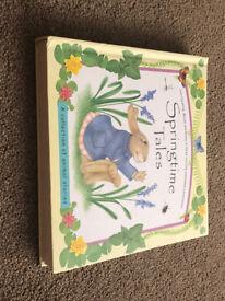 Springtime Tales Childrens Sensory Book
