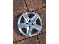 Dacia wheel trim
