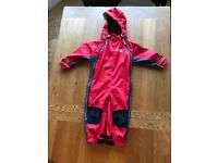 Spotty Otter splash suit