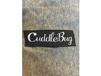 Cuddle Bug sling wrap for baby