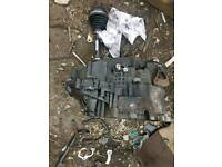 Volvo s60 d5 manual gearbox 2003