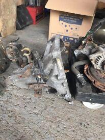 Honda D16A8 Engine/Gearbox