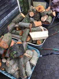 FIRE WOOD🔥🔥 LOGS READY TO BURN‼️ 1 TONNE BAGS AVAILABLE‼️📞☎️📞☎️