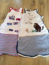 Boys 12-18 months sleeping bags