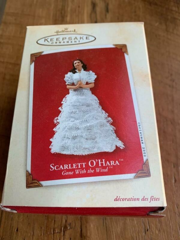 Hallmark Keepsake Ornament Scarlett O