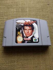 Goldeneye n64 cartridge only