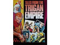 trigon empire comic book