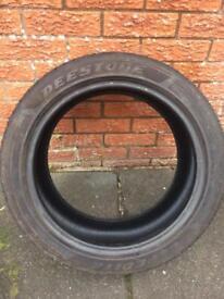 """225/45 17"""" tyre"""