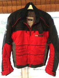Aprilia motorbike jacket