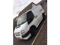 Ford transit sport rep. Mint, best offer takes it away cash today