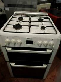 Beko gas cookera year old60 cm double cavity