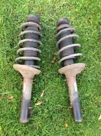 MK4 VW Golf standard springs.(1.9GTTDI)