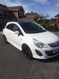 Vauxhall Corsa Limited Edition IMMACULATE