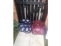 Travel bags trolleys