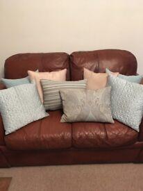Curtains & Matching Cushions