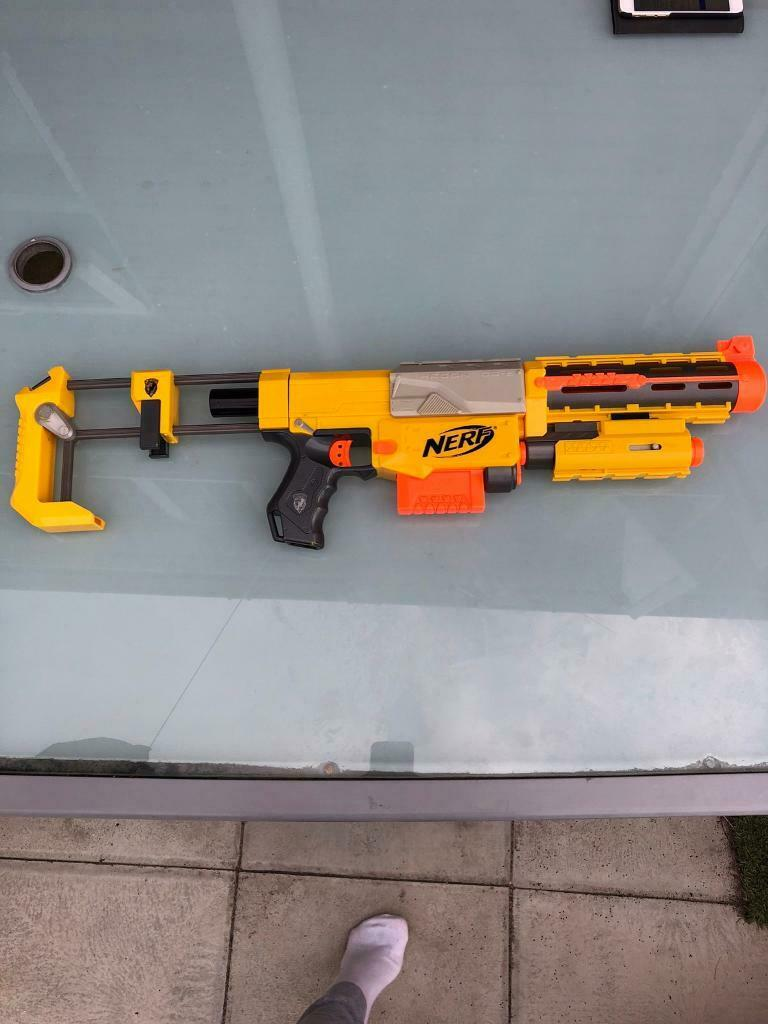 Nerf recon cs-6 | in Hedge End, Hampshire | Gumtree