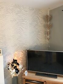 Beautiful wallpaper selling due to buying to many and not got the receipt to take back