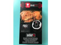 Weber iGrill mini Bluetooth BBQ Thermometer