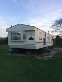 Cheap Static Caravan For Sale *GLAZED + HEATED* REDEUCED INC FEES