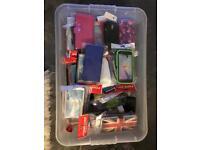 Job lot mobile phone cases (440+)