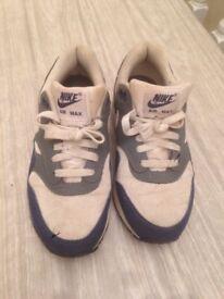 Nike Air Max 1 (GS) junior sneaker trainers