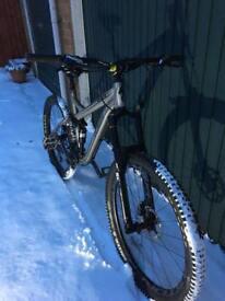 Specialized pitch pro mountain bike trail enduro