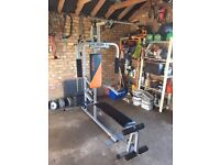 multi-gym for home or garage