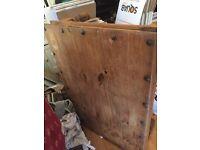 Sheesham solid wood coffee table