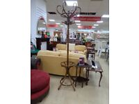 15403733faa Wooden hat and Coat stand - Collection Only - Glasgow