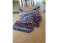 Kath kidson changing bag