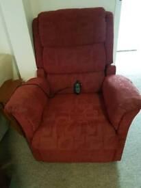 Rise recline chair