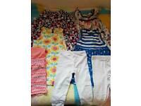 Girls 5-6y summer bundle