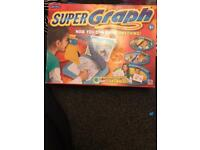 Super graph drawing station