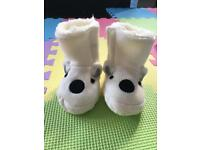 Baby home slippers