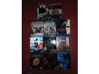 Blu Rays-£4 each or £50 the lot.